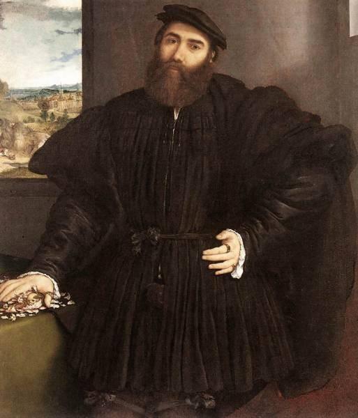 Portrait of a Gentleman c1530